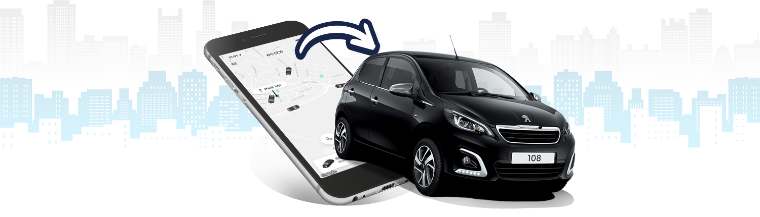Get the App, Book a Cab and WIN a Car! – eCabs